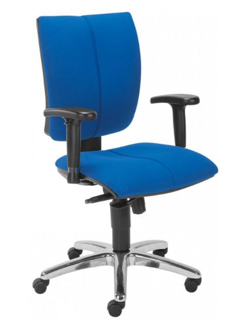 Работен стол CINQUE STEEL в дамаска