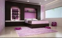 Спалня с легло за матрак 160/200