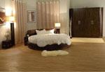 Поръчки на кръгла спалня
