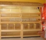 Изработване на дървени стелажи за хляб