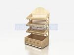 Изработка на дървени стелажни конструкции за хляб и хлебни изделия