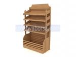 Изработка на дървен стелаж за хлебни изделия