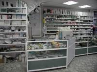 Стелажи за магазини от ПВЦ