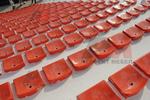 Полипропиленови седалки за спортни трибуни